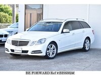 2012 MERCEDES-BENZ E-CLASS BLUE TECH AVANTGARDE