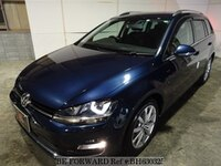 2014 VOLKSWAGEN GOLF VARIANT TSI HIGHLINE BLUE MOTION TEC