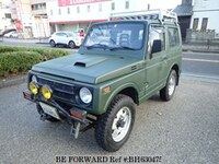 1992 SUZUKI JIMNY SCOTT LIMITED