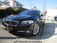 2011 BMW 5 SERIES HIGHLINE PACKAGE
