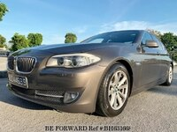 2012 BMW 5 SERIES 520I 2.0L  NAV TWIN-TURBO
