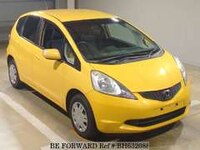 2009 HONDA FIT G HIGHWAY EDITION