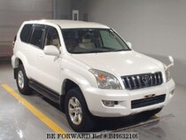 Used 2003 TOYOTA LAND CRUISER PRADO BH632109 for Sale for Sale