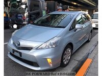 2013 TOYOTA PRIUS ALPHA 1.8 S L SELECTION