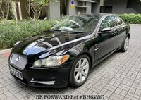 2011 JAGUAR XF 3.0V6 LUXURY HID