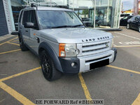 2005 LAND ROVER DISCOVERY 3 MANUAL DIESEL