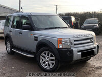 2008 LAND ROVER DISCOVERY 3 MANUAL DIESEL