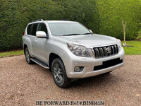 2010 TOYOTA LAND CRUISER AUTOMATIC DIESEL