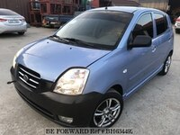 2006 KIA MORNING (PICANTO) MT+L. SEATS+PRIVATE WHEELS