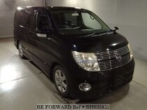 Used 2010 NISSAN ELGRAND BH635812 for Sale for Sale