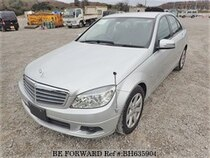 Used 2010 MERCEDES-BENZ C-CLASS BH635904 for Sale for Sale