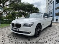 2012 BMW 7 SERIES 730LI AT ABS D/AB 2WD 4DR HID SR