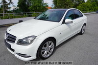 2011 MERCEDES-BENZ C-CLASS C180-K-BLUEEFFICIENCY-KEYLESS