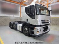 2012 IVECO STRALIS AUTOMATIC DIESEL