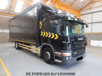 2008 SCANIA P SERIES MANUAL DIESEL