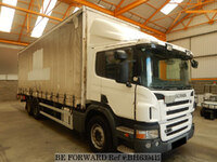 2007 SCANIA P SERIES AUTOMATIC DIESEL