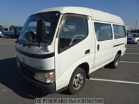 2004 TOYOTA DYNA ROUTE VAN