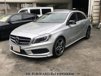 2013 MERCEDES-BENZ A-CLASS BLUE EFFICIENCY SPORTS NIGHT PKG