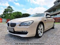 2011 BMW 6 SERIES 640I CABRIOLET