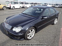 2006 MERCEDES-BENZ C-CLASS C200 KOMPRESSOR SPORTS EDITION