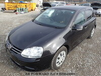 2007 VOLKSWAGEN GOLF 1.6E