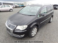 2007 VOLKSWAGEN GOLF TOURAN TSI HIGHLINE