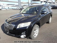 2008 TOYOTA VANGUARD 240S G PACKAGE