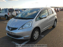Used 2009 HONDA FIT BH649751 for Sale for Sale