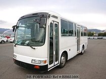 Used 1999 HINO LIESSE BH651609 for Sale for Sale