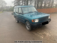 1998 LAND ROVER DISCOVERY MANUAL DIESEL