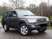 2005 TOYOTA LAND CRUISER AMAZON AUTOMATIC DIESEL