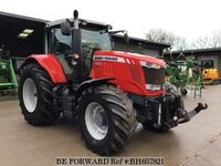 2012 MASSEY FERGUSON MASSEY FERGUSON OTHERS AUTOMATIC DIESEL
