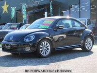 2012 VOLKSWAGEN THE BEETLE