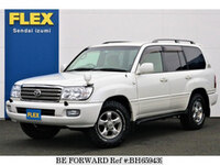 2004 TOYOTA LAND CRUISER VX LIMITED