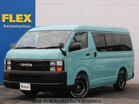 2009 TOYOTA HIACE WAGON 2.7GL LONG MIDDLE ROOF