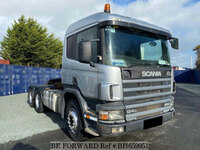 1999 SCANIA 124 MANUAL DIESEL
