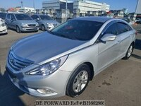 2010 HYUNDAI SONATA THE BRILLIANT LPI A/T ABS