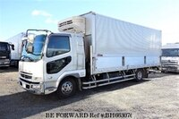 2011 MITSUBISHI FIGHTER REFRIGERATOR WING TRUCK