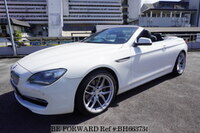 2012 BMW 6 SERIES 650I-NAV-REVCAM-CONVERTIBLE