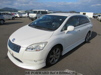 2007 TOYOTA MARK X ZIO 240G
