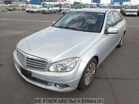 2010 MERCEDES-BENZ C-CLASS C200 CGI BLUE EFFICIENCY ELGANCE