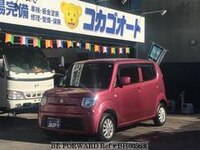 2013 SUZUKI MR WAGON