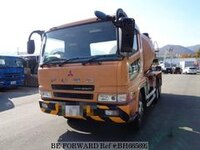 2004 MITSUBISHI SUPER GREAT CONCRETE MIXER TRUCK