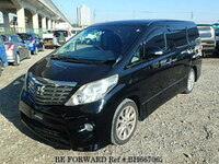 2009 TOYOTA ALPHARD 350S C PACKAGE
