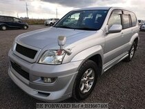 Used 2003 TOYOTA LAND CRUISER PRADO BH667409 for Sale for Sale