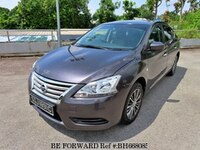 2015 NISSAN SYLPHY SYLPHY 1.6 CVT ABS D/AB 2WD 4DR