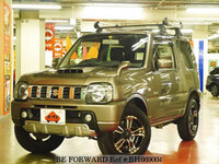 2012 SUZUKI JIMNY CROSS ADVENTURE