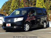 2014 HONDA STEP WGN 2.0G COMFORT SELECTION