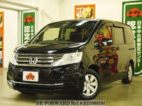 2014 HONDA STEP WGN 2.0 G COMFORT SELECTION