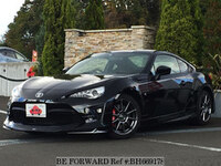 2017 TOYOTA 86 2.0 GT LTD HIGH PERFORMANCE PKG